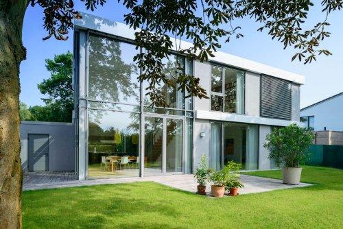Architekturfotografie . Villa Hannover