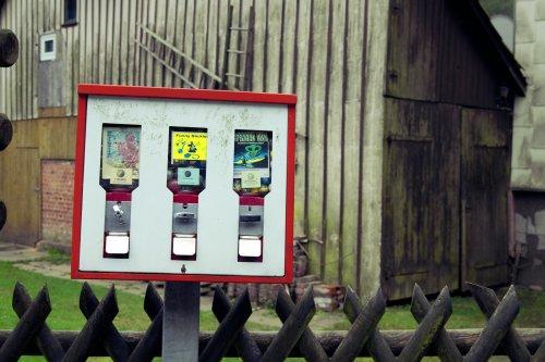 Serie Kaugummiautomat 2008