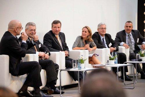 Hannover Messe . GTAI . Panel