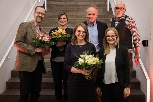 Buchlust 2018 . Hannover . Prämierte Verlage