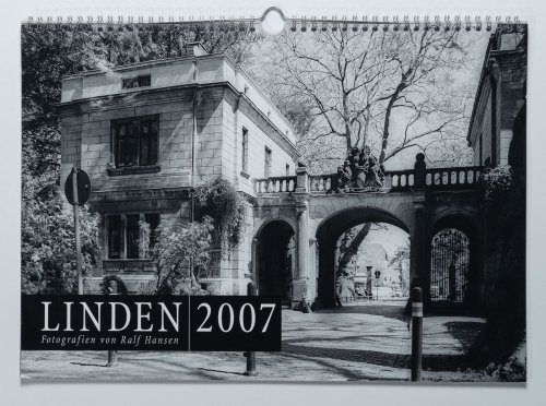 publikationen Lindenkalender LINDEN 2007