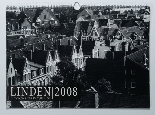 publikationen Lindenkalender LINDEN 2008