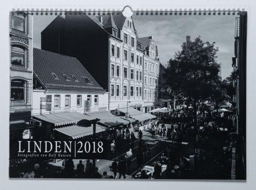 publikationen Lindenkalender LINDEN 2018